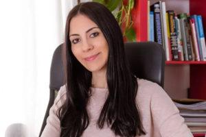 Piscóloga forense y jurídica Elvira Plaza Bernabéu